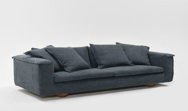 Shop the house: a six-bedroom former bakery turned family home: 'Sunny' couch by Jardan, POA
