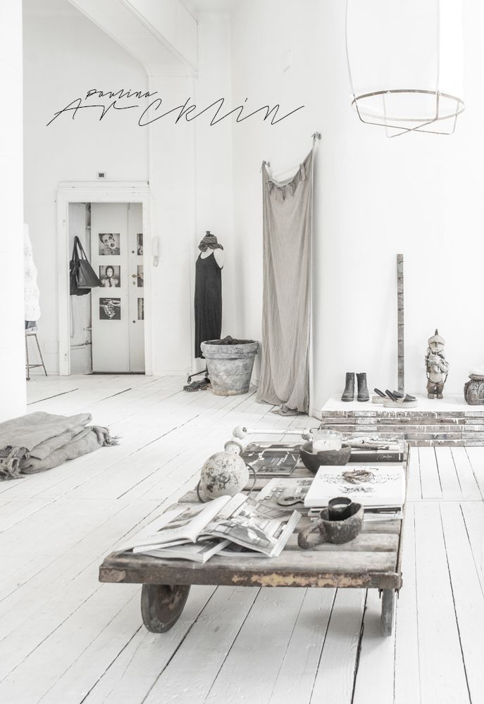 © Paulina Arcklin   Blog post: MY LOFT