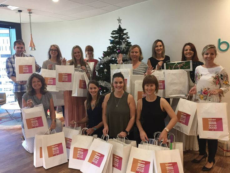 Beaumont Consulting Recruitment Charity Benevolent Society Gifts