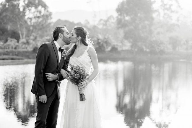 Los 50 besos de boda más románticos Image: 47