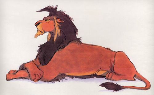 The Lion King Scar, love this.