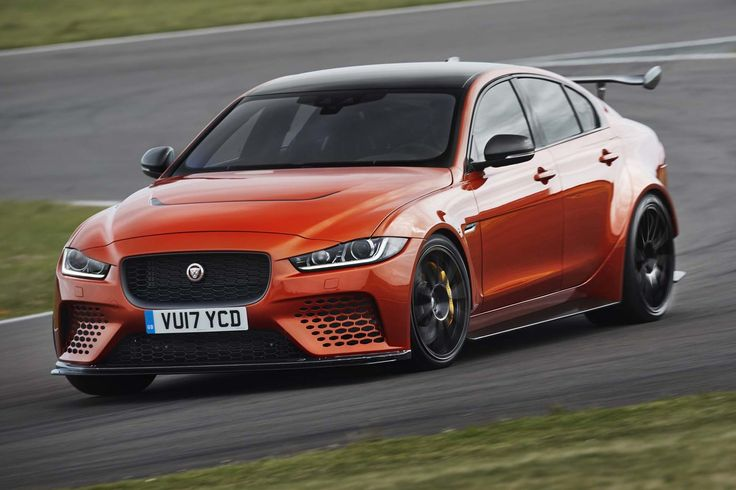 Hand-built by the crew at Jaguar Land Rover Special Vehicles Operations, the 2018 Jaguar XE SV Project 8 is the very definition of a factory hot rod.