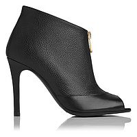Manuela Peep Top Ankle Boot