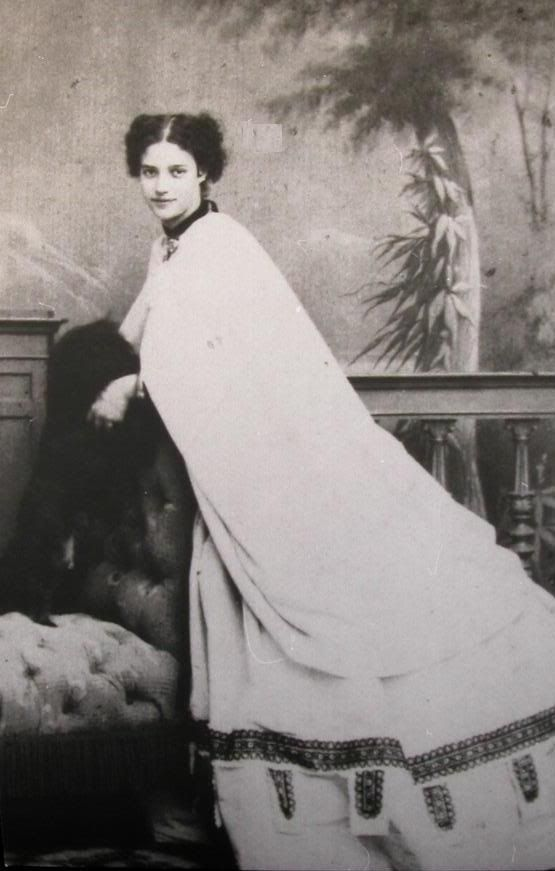 She was born to be Princess Dagmar of Denmark and later became Empress consort of Russia spouse of Emperor Alexander III.