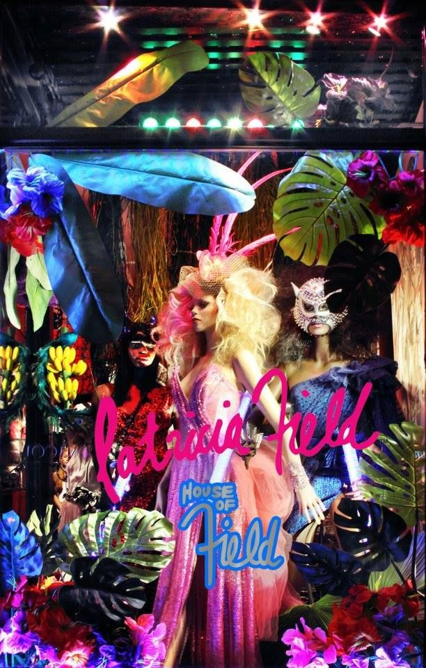 Kondylatos Jewellery  @ Patricia Field Store - NEW YORK  Patricia Field  - 306 Bowery New York, NY 10012
