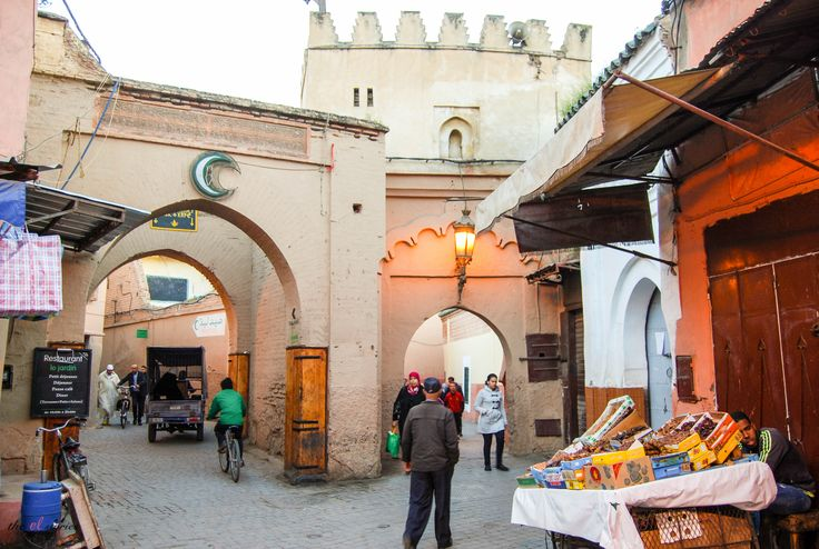 In Medina of Marrakesh