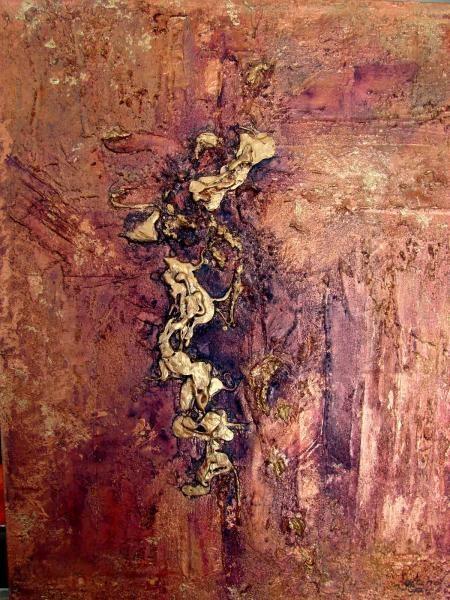 Copper Mine - by Glenda Roark