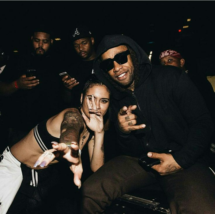 Kehlani and Ty Dolla Sign - October 2015