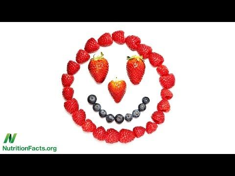 Which Foods Increase Happiness? | NutritionFacts.org