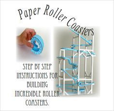 7+ Paper Roller Coaster Templates - Free Word, PDF Documents Download!   Free & Premium Templates