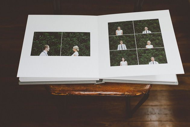 Willow & Co. Blue Mountains Photographers » Fine Art Wedding Albums http://willowand.co