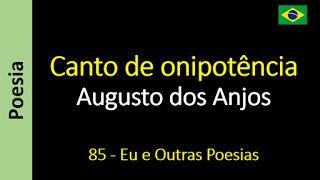 Augusto dos Anjos - Eu e Outras Poesias: 6. O lázaro da pátria