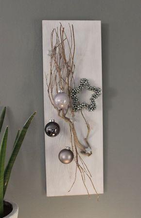 die besten 25 rustikale weihnachten ideen auf pinterest. Black Bedroom Furniture Sets. Home Design Ideas