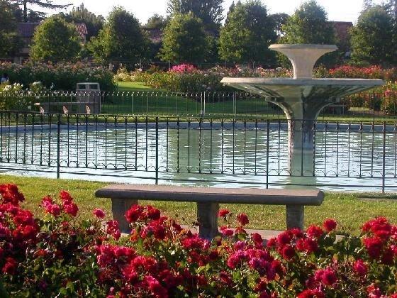 San Jose Municipal Rose Garden So Many Memories Here But