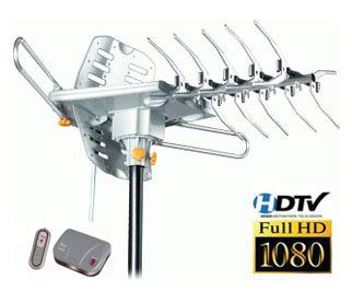 Outdoor tv antenna lava and outdoor on pinterest - Antena tv exterior ...