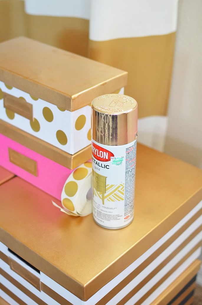 J Petite: Office Makeover - Budget Friendly DIY Glam Projects Under $30