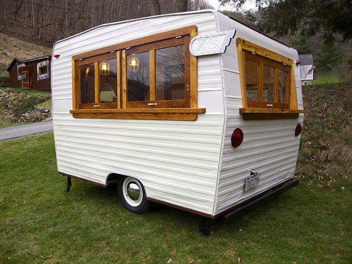 25+ Best Ideas About Small Camper Trailers On Pinterest | Small