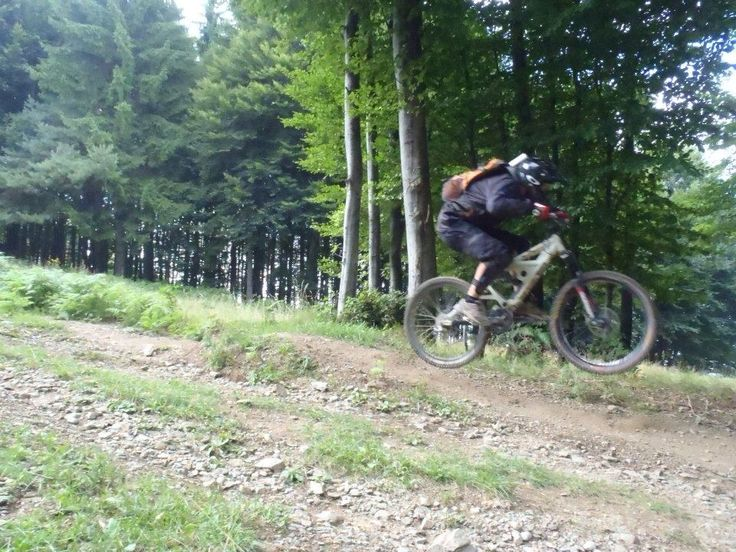 Maribor... Bike park