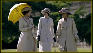 Downton Abbey women