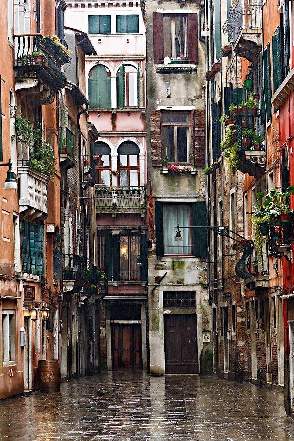 No place like Venice.