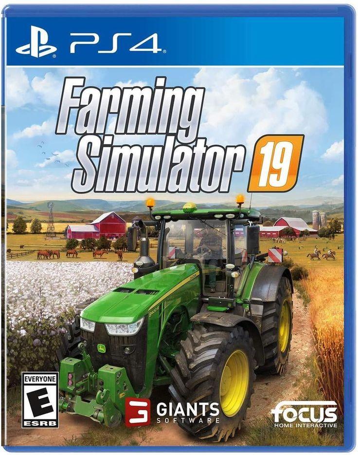 Farming Simulator 19 Day 1 One Edition PlayStation 4 BRAND NEW Farm Sim 2019 ps4