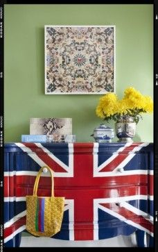 Painted Furniture Design Ideas, Pictures, Remodel, and Decor - page 16