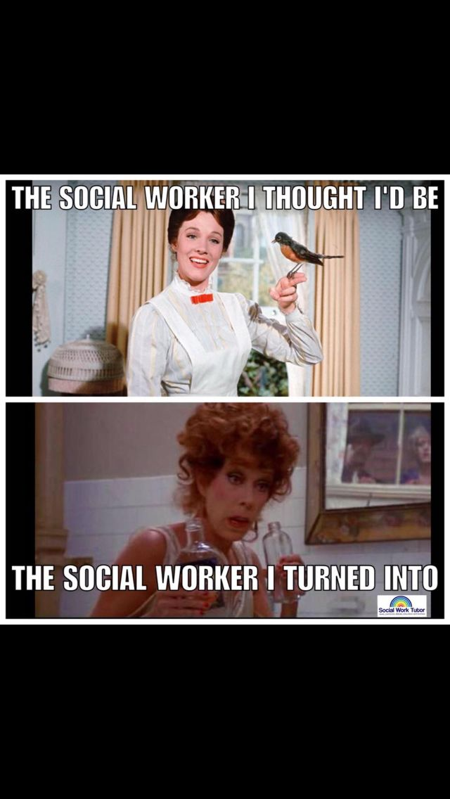 how to work for social services