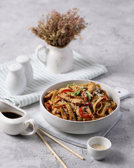 корейские блюда рецепты с фото удон заявил