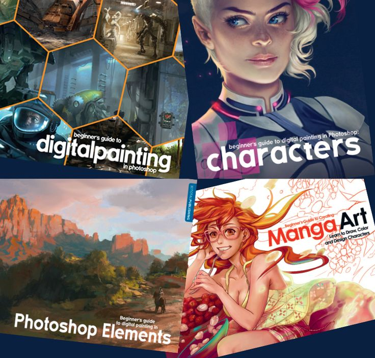 99 best art resources for students images on pinterest 3d artist now on its instalment this fantastic range of books aims to teach you all you need to know to get you started in digital painting fandeluxe Image collections