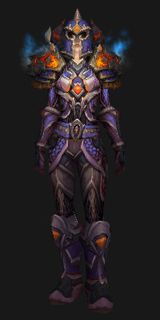 Thrall's Battlegear - Transmog Set - World of Warcraft