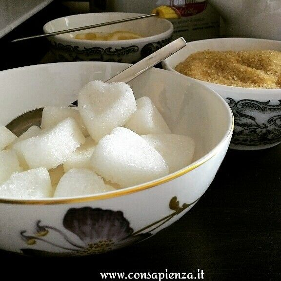 Zollette di zucchero homemade - Tea time party #consapienza