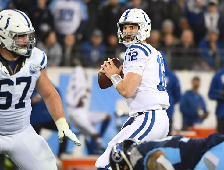 Reason why you shouldn't drop Andrew Luck despite QB being ...