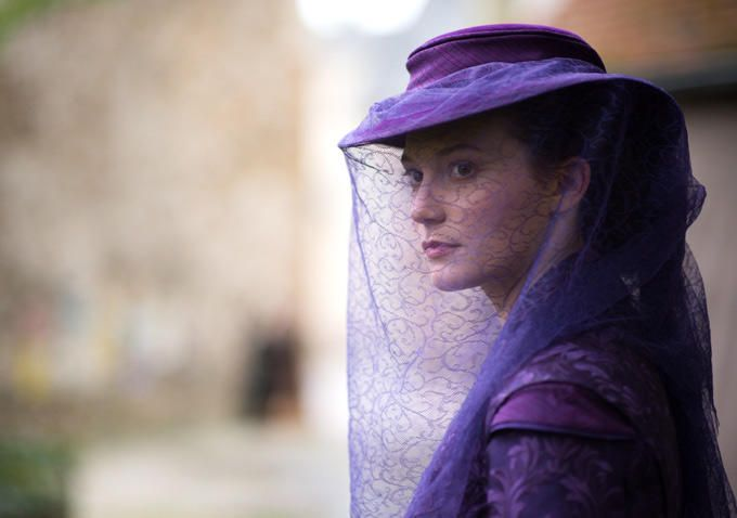 Jane Eyre, Emma Bovary - Madame Bovary directed by Sophie Barthes (2014) #gustaveflaubert