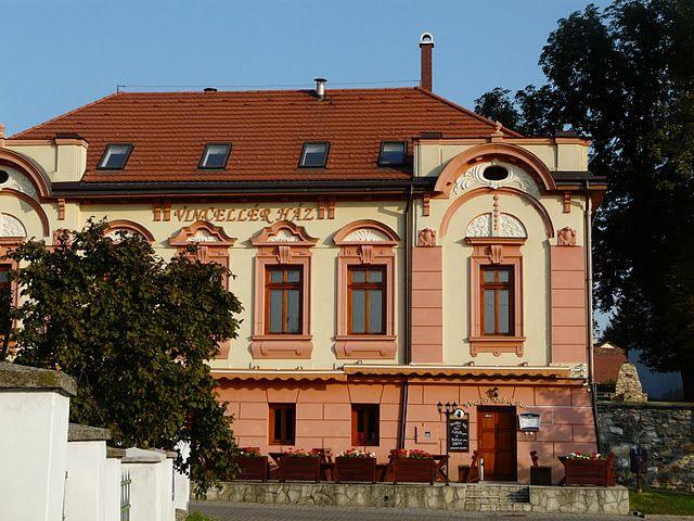 House of Vincellér