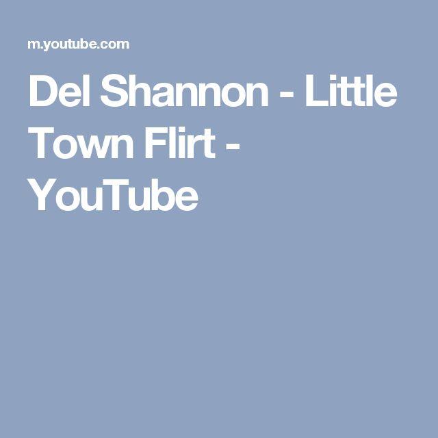 Del Shannon - Little Town Flirt - YouTube