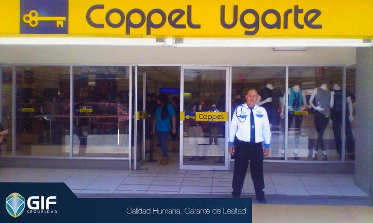 Nuestros #guardias de seguridad cumplen con las consignas de cada servicio
