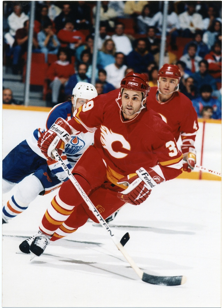 Doug Gilmour was a +45 in the 1988-89 season, a career high for the forward.