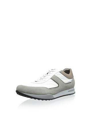 42% OFF Tod's Men's Lace-Up Sneaker (Beige/Bianco)