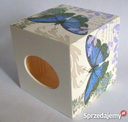 decoupage chustecznik fiolet - Szukaj w Google