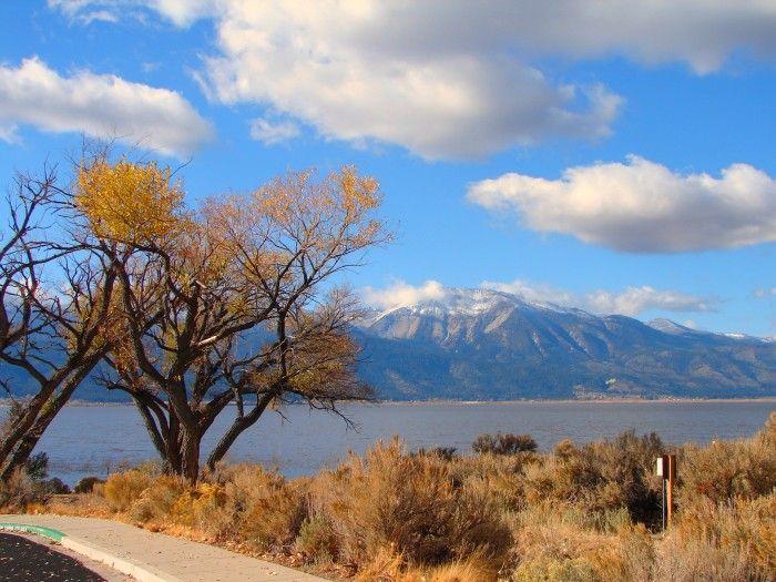 8.) Washoe Lake State Park - Carson City, Nevada