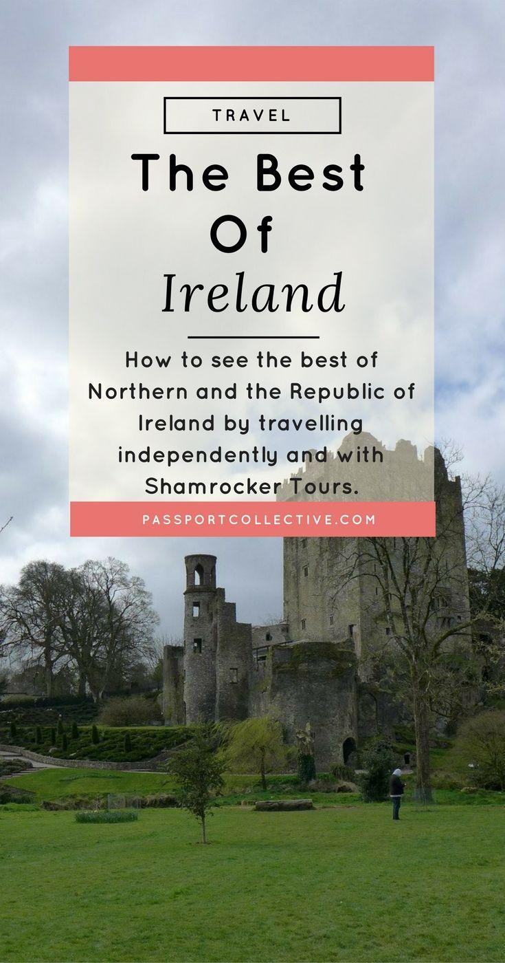 Ireland I Belfast I Dublin I Travel Advice I Shamrocker