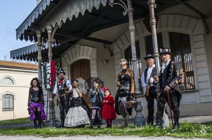 SteamCon: Arriva a Pisa la Convention dedicata allo Steampunk
