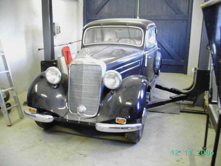 Mercedes 170 V, VA, VB, Bj. 52