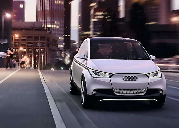2018-2019 Audi A2 Concept – Compact electric 2018-2019 Audi A2 from