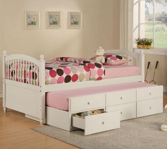Bedroom Furniture For Girls Rooms 84 best trundle beds images on pinterest   3/4 beds, trundle beds