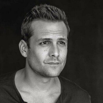 Dear Santa, I've been good this year - pretty please can I have Gabriel Macht for Christmas?!