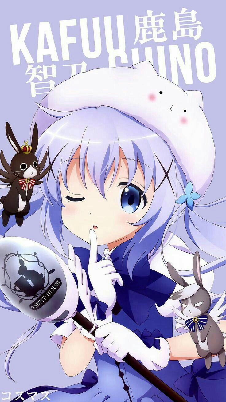 請問您今天要來點兔子嗎 おしゃれまとめの人気アイデア Pinterest 苡蓁 王 カワイイアニメ かわいいアニメの女の子 壁紙 アニメ