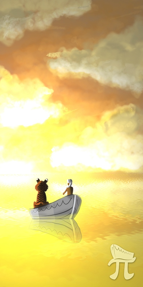 197 best life of pi images on pinterest life of pi for Life of pi ending
