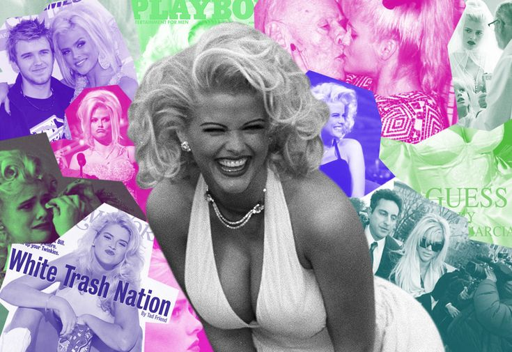 From her first Playboy appearance in 1992 to her death in 2007, Anna Nicole Smith's story was about a beautiful girl lifted up from the dust, and then about a beautiful woman destroyed.