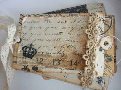 Check!  I've got the Tim Holtz pocket envelope die :)